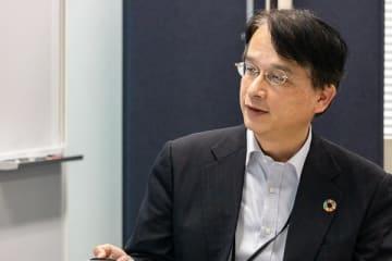 内閣府地方創生推進事務局の遠藤健太郎・参事官