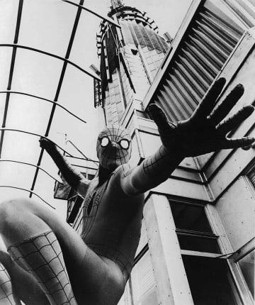 1977年に製作されたドラマ版「スパイダーマン」は翌年日本で劇場公開