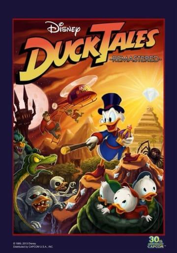 『DuckTales: Remastered』間もなくデジタル販売終了―海外で人気誇ったファミコン作品のHDリマスター