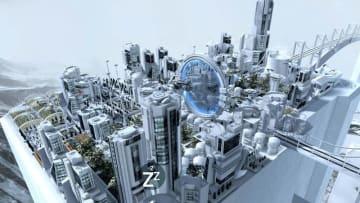 崖の上の街づくりシミュレーション『Cliff Empire』正式リリース―核戦争後の地球で…