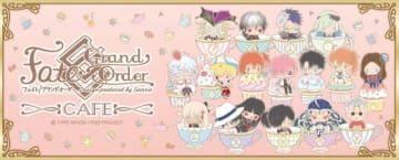 「Fate/Grand Order Design produced by Sanrio」コラボカフェ第3弾(C) TYPE-MOON / FGO PROJECT