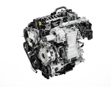 マツダの新型エンジン「スカイアクティブ―X」