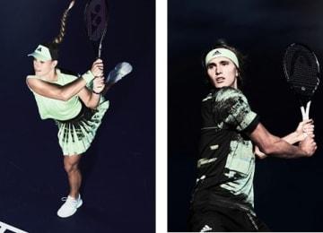 アディダス ブルックリン・クリエイターファームがデザインしたテニスコレクション「NY Collection」発売