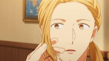 TVアニメ『ギヴン』第5話先行カット(C)キヅナツキ・新書館/ギヴン製作委員会