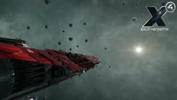 宇宙オープンワールド『X4』拡張「Split Vendetta」発表―宇宙の大幅拡張や新勢力など