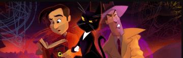 コズミックホラーコメディ『Gibbous - A Cthulhu Adventure』日本語対応で配信開始―ディズニー風2DアニメなADV