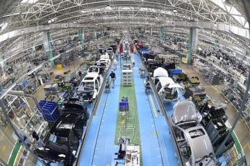 日系大手自動車メーカー3社、7月中国新車販売好調