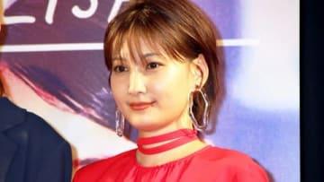 映画「CAST:(キャスト)」の完成披露試写会に登場した佐藤千亜妃さん