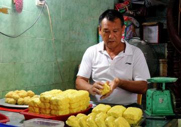 ベトナムの銘菓「夫婦餅」