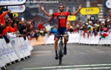 ニバリは7月のツール・ド・フランスで区間優勝している (©Bettiniphoto)