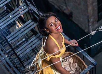 First Image Of 'West Side Story' Remake Featuring Ariana DeBose As Anita Released