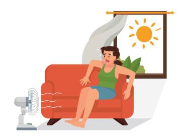 いよいよ夏本番! エアコンの効いた涼しい室内で過ごすこと時間が多くなりそうです。節約の方法を考えてみましょう。