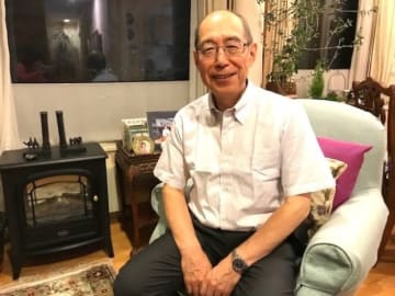 Naoko Iwanaga / BuzzFeed 産婦人科教授を務めた北海道大学を定年退職後も、小樽市立病院で子宮頸がんの治療に当たる産婦人科医の櫻木範明さん