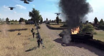 老舗RTSシリーズ新作『Men of War: Assault Squad 2 - Cold War』発表―公式ダイナミックキャンペーンがついに実装