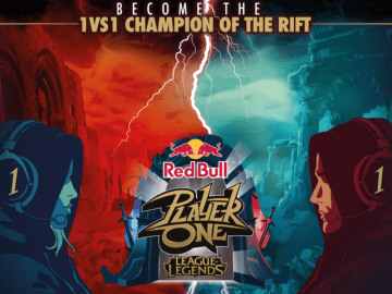 Red Bull主催の『LoL』1vs1大会「Red Bull Player One 2019」日本予選が開催決定ー勝者はブラジルへ
