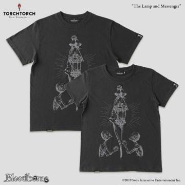『Bloodborne』人形やガスコインなどが描かれたコラボTシャツ第2弾がオシャレ!予約受付開始