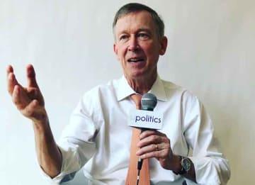 Gov. John Hickenlooper (Photo: Erik Meers/uPolitics.com)