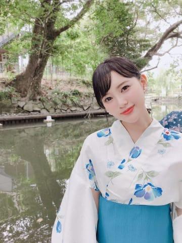 元HKT48 兒玉遥、可憐な浴衣姿に歓喜の声「ほ、ほ、惚れてもいいですか」「美しいとか綺麗では足りない」