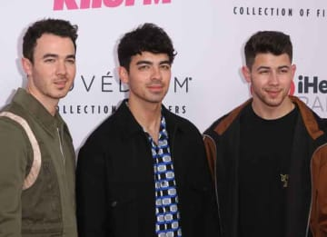 Jonas Brothers Headline 'Wango Tango' Event, Meet John Stamos [PHOTOS]