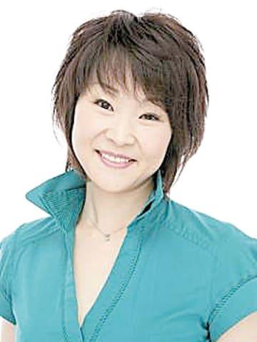 イベントに出演予定のカレーパンマンの声優を務める柳沢三千代氏(青二プロダクション提供)