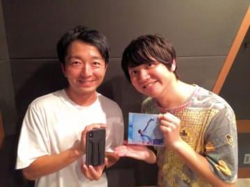勇-YOU-さん(右)と野島