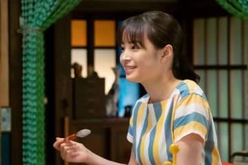 NHKの連続テレビ小説「なつぞら」第20週の一場面(C)NHK