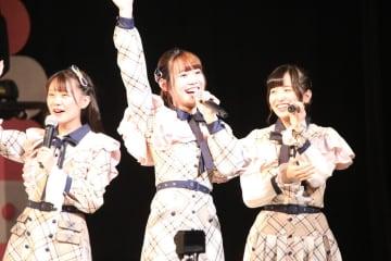 AKB48チーム8[ライブレポート]服部有菜「チーム8のお色気担当になる!」宣言|エイトの日!グランキューブ祭り!2019