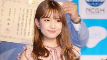 「知って、肝炎プロジェクトミーティング2019」に登場した「AKB48」の加藤玲奈さん