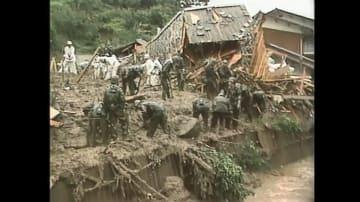 大水害で1人も犠牲者を出さなかった集落が、150年間配ってきた「まんじゅう」とは【長崎発】 画像