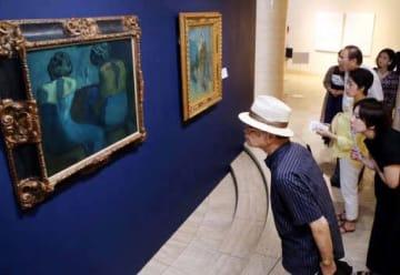 巨匠たちの名画がそろう「印象派、記憶への旅」展