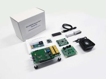 ロームグループのラピスセミコンダクタは7月31日、音声データ・プログラムの作成と 評価を1台で完結する、業界唯一の音声再生マイコンのスタータキットを発表した
