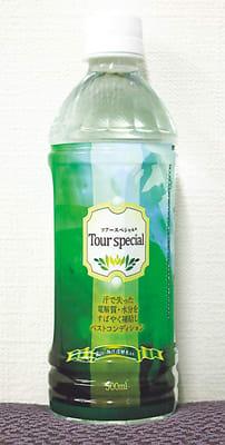 富山湾の海洋深層水を使った経口補水飲料「ツアースペシャル」