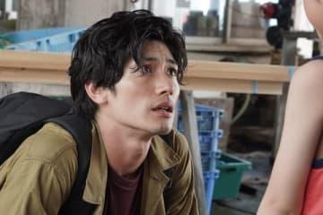 連続ドラマ「TWO WEEKS」第5話のワンシーン=カンテレ提供