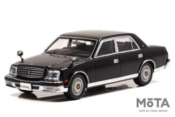 トヨタ センチュリーの1/43ミニカーが登場 1/43 トヨタ センチュリー (GZG50) 2010 神威 Eternal Black