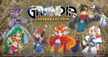"""『GRANDIA HD Collection』日本展開は""""後日発表""""―PC版の日本語字幕はアップデート対応に"""