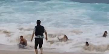 超大型台風10号が接近中!海水浴場で水難事故多発の理由は「もどり流れ」!?そのメカニズムとは? 画像