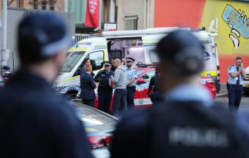 豪シドニーで中国人女性1人含む複数人刺される