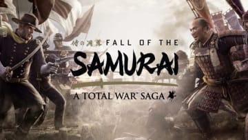 『Total War: SHOGUN 2 ― Fall of the Samurai』が『Total War Saga:Fall of the Samurai on Steam』と改題してリリース!『Total War Saga』シリーズ参加記念のセールも