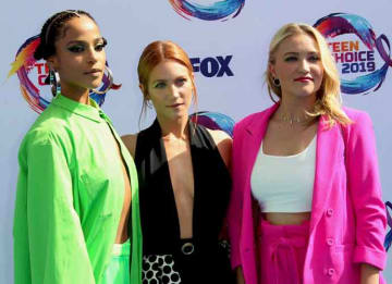 'Almost Family' Stars Megalyn Echikunwoke, Brittany Snow & Emily Osment Reunite At Teen Choice Awards