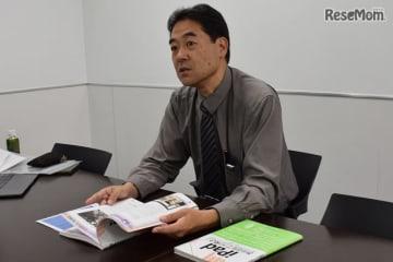 iTeachersの発起人 小池幸司氏