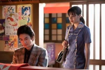 NHK連続テレビ小説「なつぞら」第118回の一場面(C)NHK