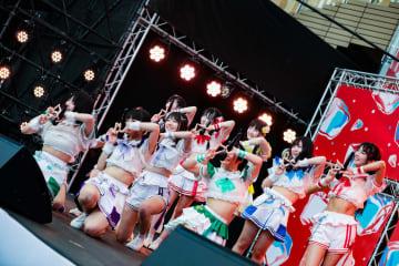 虹のコンキスタドール[ライブレポート]気温上昇!ホットな全力投球ライブ|六本木アイドルフェスティバル2019
