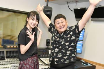 乃木坂46 賀喜遥香、文化放送で初の生放送パーソナリティに挑戦!
