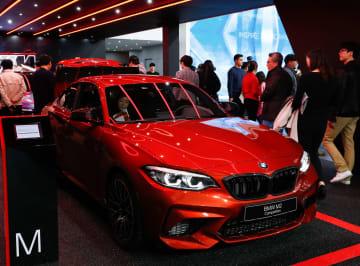 BMW、7月の世界販売台数拡大 中国市場がけん引