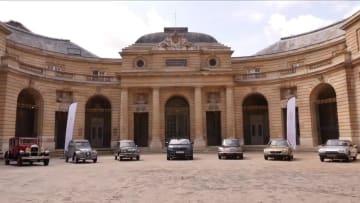 フランスの大衆車、シトロエン誕生100周年記念展開催