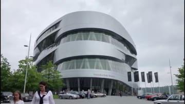 自動車の発展史を理解する メルセデス・ベンツ博物館