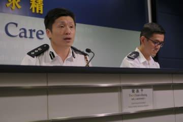 19人が香港裁判所に出廷 不法結集・暴動参加・警察襲撃などの疑い