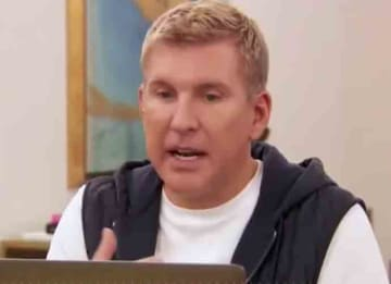 Chrisley Knows Best star Todd Chrisley