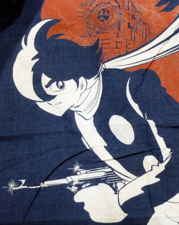 石ノ森章太郎生誕80周年記念で制作したスペシャルコラボ商品「サイボーグ009/秘めたる力」
