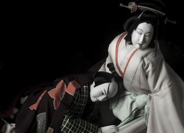 現代美術作家・杉本博司による「杉本文楽 曾根崎心中」